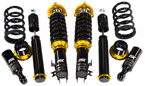 ISC's N1 370z Coilovers