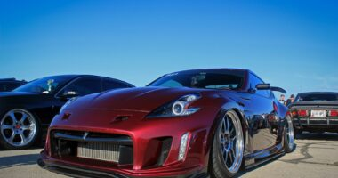 Nissan 370z Mods & Upgrades