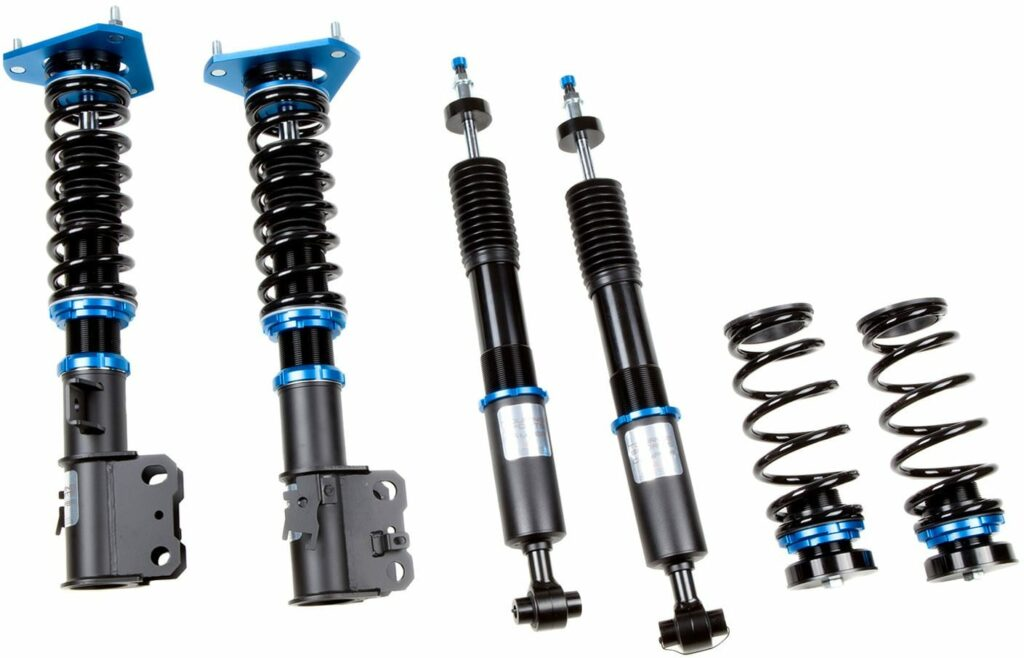 Revel Touring Sport's G37 coilovers