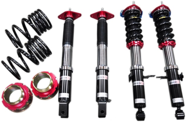 Tanabe Sustec Z40 coilovers to suit the Nissan 370z