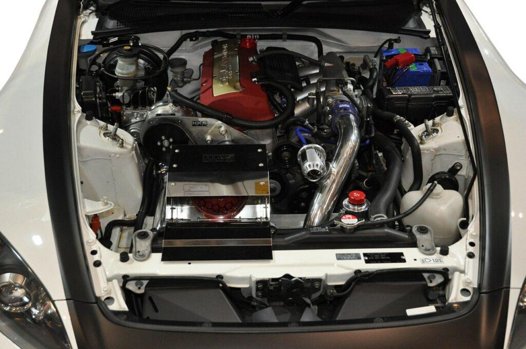 HKS GT Pro supercharger kit for Honda S2000
