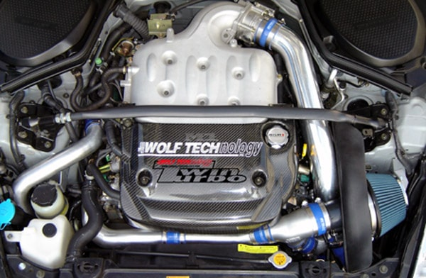 JWT Twin Turbo Kit for Nissan 350z