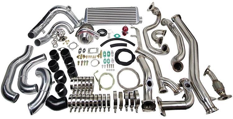 Turbonetics Nissan 350z single turbo kit