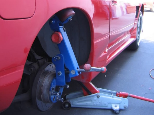 DIY fender rolling at home