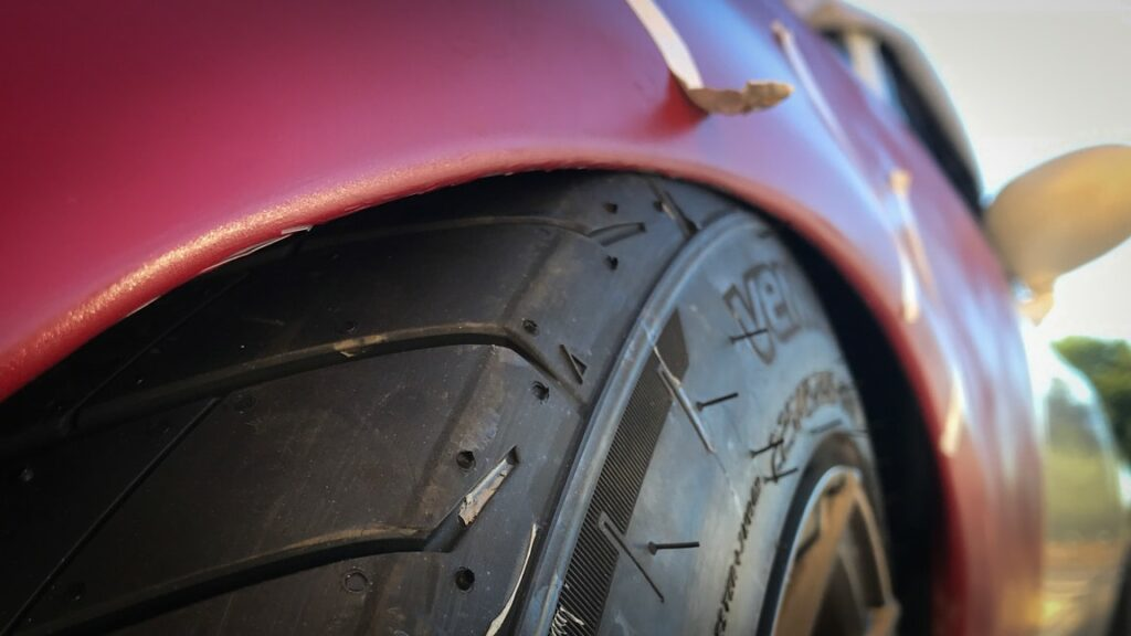 Fender Tire Clearance
