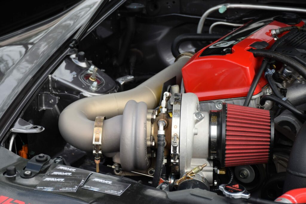 Honda F20C / F22C turbo power limits