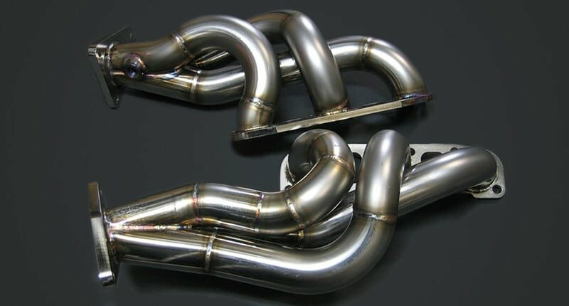 Stainless Steel Nissan 370z Headers