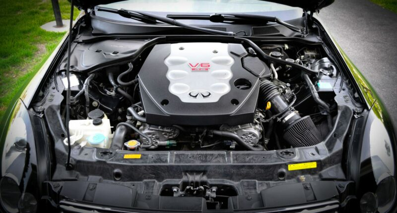 Recommended Oils for Your Infiniti G35's Next Change
