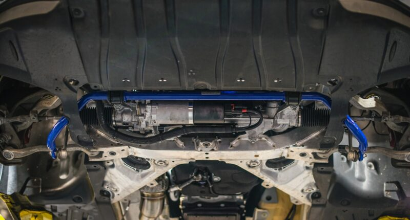 Sway Bars Explained: What Do They Do & How Do They Work?