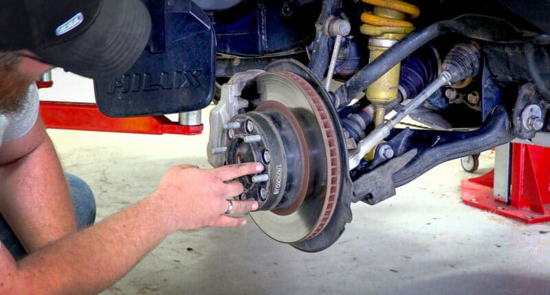 How to Install Wheel Spacers Correctly