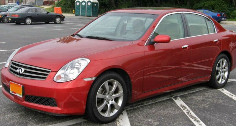 Infiniti G35 Reliability and Buyers Guide