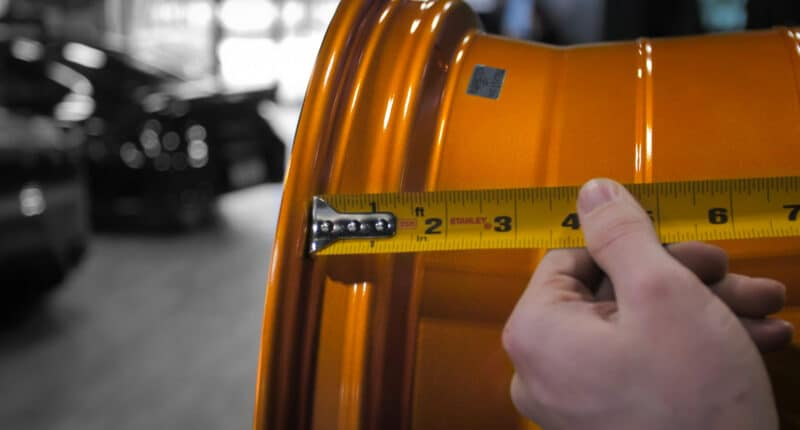 How to Measure Your Car's Wheel & Rim Size