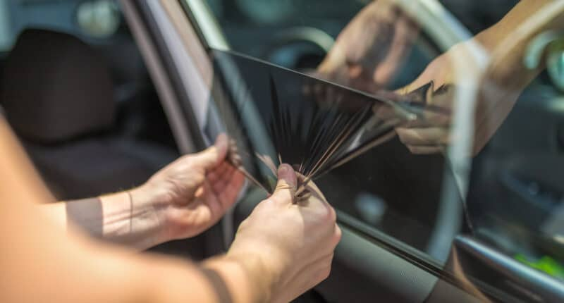How to Remove Window Tint the Right Way