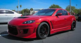 Finding the Best Coilovers for Your Mazda RX8