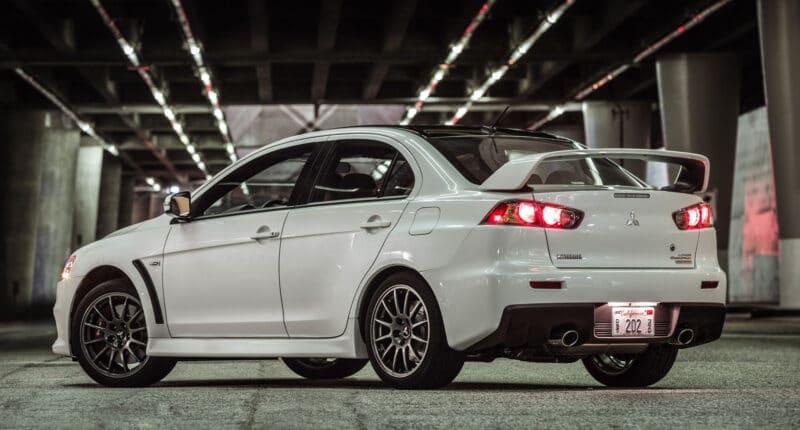 Mitsubishi Evo X Insurance Guide: Cost & Quote Info