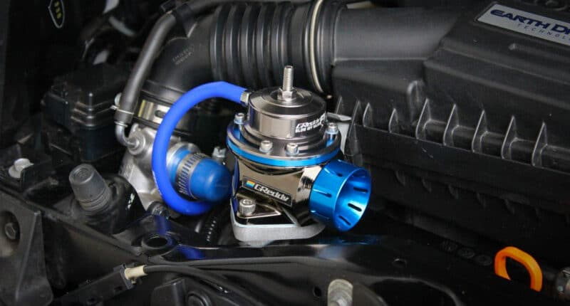 What Does a Blow-Off Valve Do?