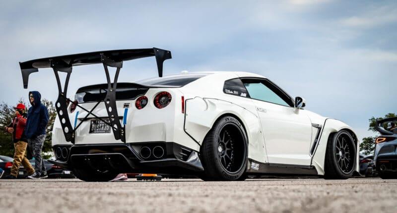 Full Coverage Insurance for Your Nissan GTR