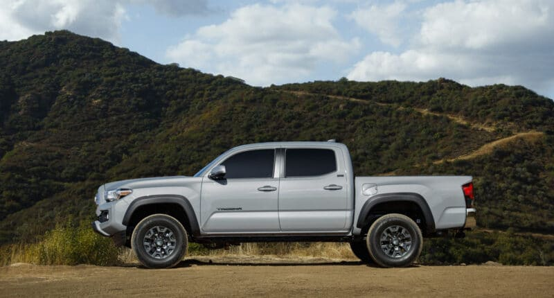 Toyota Tacoma Insurance Policy: Get the Best Rate